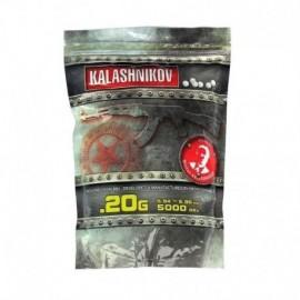 Kalashnikov Pallini 0.20gr 1kg