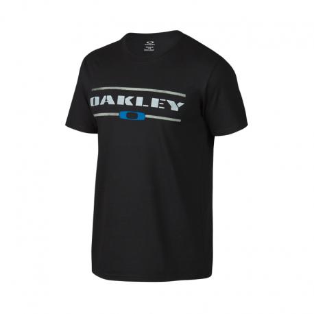 Oakley Stacker Tee Jet Black