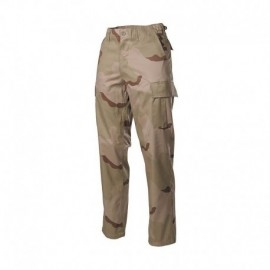 MFH Rip-Stop Trousers Desert 3 colors