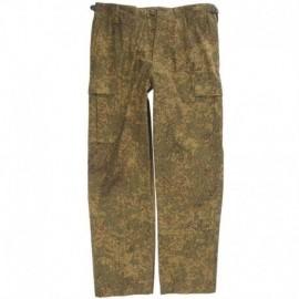 Mil-Tec Rip-Stop BDU Trousers Russian camo Flora Digital