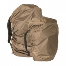 Mil-Tec Waterproof Backpack cover 80lt Coyote Brown
