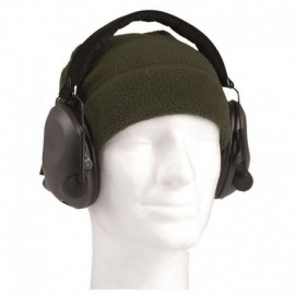 Mil-Tec ACTIVE BLACK EAR PROTECTION