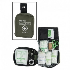 Mil-Tec Survival First Aid BS Midi OD Green