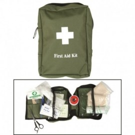 Mil-Tec Survival First Aid BS Large OD Green