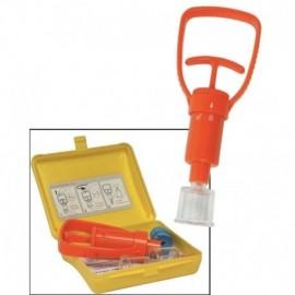 Mil-Tec Snake Bite Kit - Sistema rimozione veleno da morso
