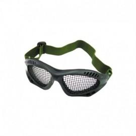 JS TACTICAL Occhiale protettivo a rete TAN