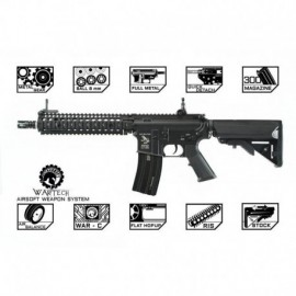 "WarTech MK18 Mod.1 9"" -Revo Series- Full Metal"