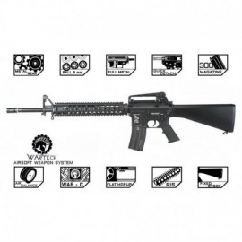 WarTech M16A4 -Revo Series- Full Metal