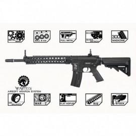 "WarTech M4 URX III 12.5"" -Revo series- Full Metal"