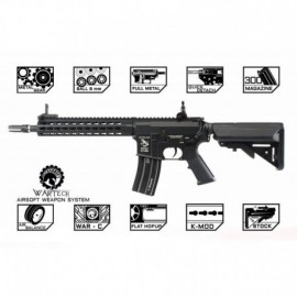 "WarTech M4 K-MOD 10"" -Revo series- Full Metal"
