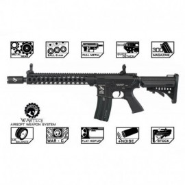 "WarTech M4 TRX Battle Rifle 12"" -Revo series- Full Metal"