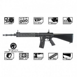 WarTech MK12 Special Purpose Rifle -Serie Revo- Full Metal