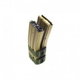 Battle Axe M4 Elettric Magazine Sound Control Tan 1300bbs