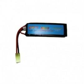 E-Power Batteria Li-Po 7.4x1800 20C pack type