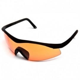 TTD Balistic glasses anti-fog N.F.T. orange lenses