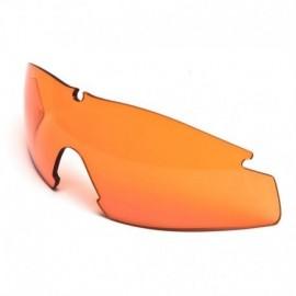 TTD Lente per occhiali balistici anti-fog N.F.T. lente arancio