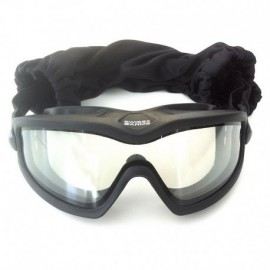 Swiss Arms Tactical Goggle Extreme OPS clear lenses