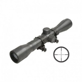 Swiss Arms Ottica 4x32 rubberized anti riflesso