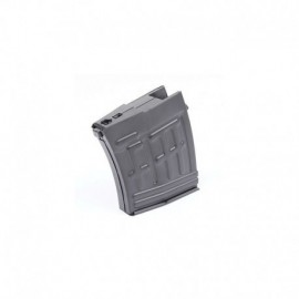 Cybergun Metal Magazine for SVD Dragunov 50bbs