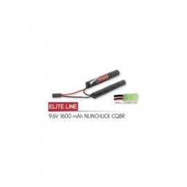 Swiss Arms Ni-Mh Battery 9.6 x 1600 mAh Crane Stock Elite