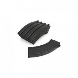 King Arms Kit 5 Caricatori AK monofilari Waffle 140bbs