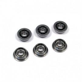 Modify Boccole in acciaio a cuscinetti ceramici 8mm