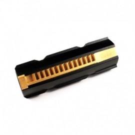 Modify Quantum Piston Titanium Coating Full Metal Teeth