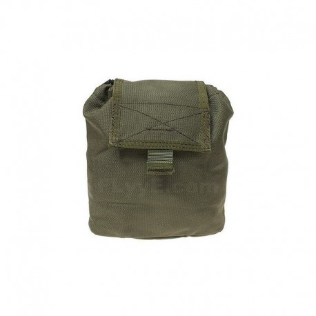 RollyPolly Pouch OD Green