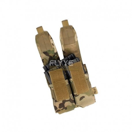 FLYYE Double M4/M14 Mag Pouch Multicam ®