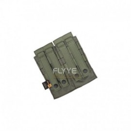 FLYYE Double M4/M14 Mag Pouch RG