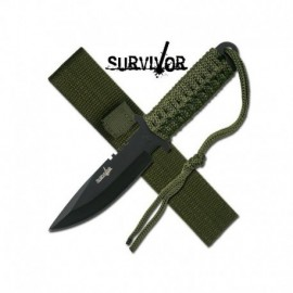 Coltello Military Paracord Survivor