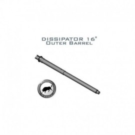 "Madbull Dissipator 16"" Outer Barrel"