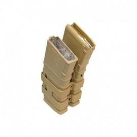 JS Caricatore Elettrico M4 Pmag Sound Control Tan 800bbs