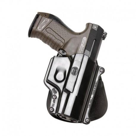Fobus Fondina con pad per Walther P99