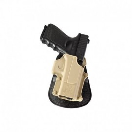 Fobus Paddle Holster for Glock 17 / 19 / 22 / 23 / 31 / 32 / 34 / 35 TAN
