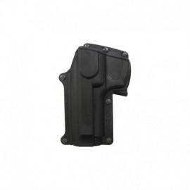 Fobus Left Belt Holster for Beretta 92F / FS
