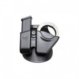 Fobus Paddle Combo Pouch caricatore Glock 9mm + portamanette