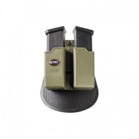 Fobus Double Mag Pouch for Glock OD Green