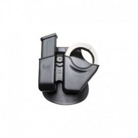 Fobus Paddle Combo Pouch caricatore Glock .45 + portamanette
