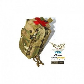 FLYYE SpeOps Upright Accessory Pouch Multicam
