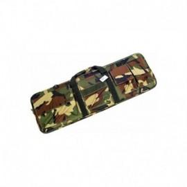 JS Tactical Borsa porta fucile 85 cm Woodland