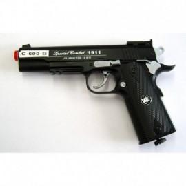 1911 Special Combat Black