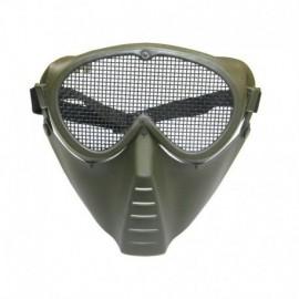 JS Tactical Maschera integrale economica OD Green