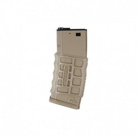 G&G GMAG V1 TAN magazine 300 bbs for M4 / 416 / SCAR series