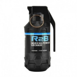 Airsoft Pyrotechnics R2Bm Smoke/Powder Hand Grenade