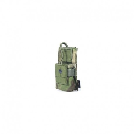 FLYYE MOLLE Short Radio Pouch A-TACS ® FG
