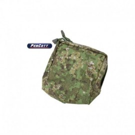 TMC Square Molle canteen Pouch Pencott® Greenzone