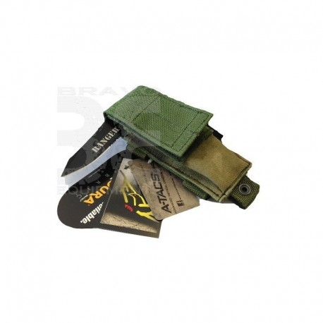FLYYE Knife Pouch A-TACS ® FG