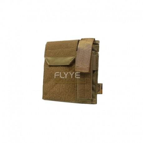 FLYYE Admin Pistol Mag Pouch CB