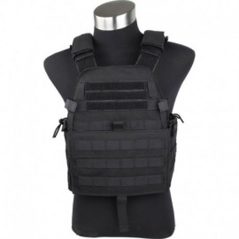 TMC New 6094B Plate Carrier Black